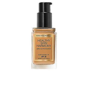 Max Factor pele saudável harmonia Fundação #80-bronze para mulheres