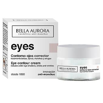 Bella Aurora Eyes Contorno Ojos Multi-corrector 15 Ml For Women