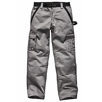 Dickies para hombre industria 300 trabajo bicolor pantalones (Regular y alta) / ropa de trabajo