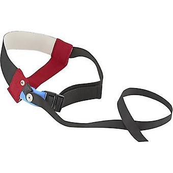 Wolfgang Warmbier ESD hakband 1 pc(s) Zwart, Rood 2560.890.R
