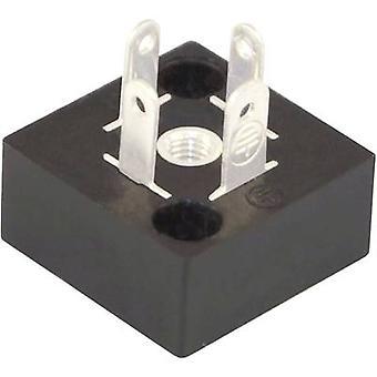 Hirschmann 935-980-059 CO_GSSA 300 Inbouwstekker voor schroefdraadverbinding en omhullen. Aantal pins: 3 + PE