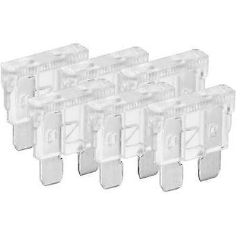 FixPoint 20385 Standard blade-type fuse 25 A White 6 pc(s)