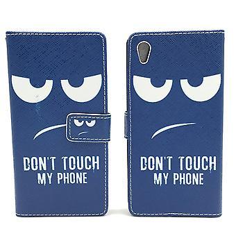 Eloisa asia laukku matkapuhelin Sony Xperia Z5 premium Älä koske puhelimeen
