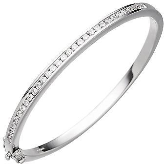 Bracelet en argent sterling 925 Bracelet bracelet argent bracelet argent zircon cubique