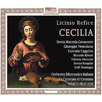 Refice / Gavazzeni / Veneziano / Cappitta - Cecilia [CD] USA import