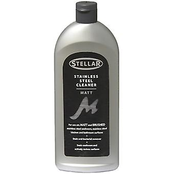 Stellar Kitchen, Matt Stainless Steel Cleaner, 250ml