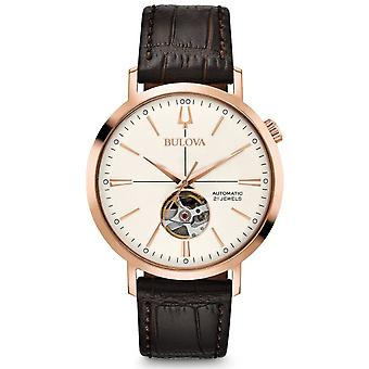 Bulova mens watch of classic automatic 97A136