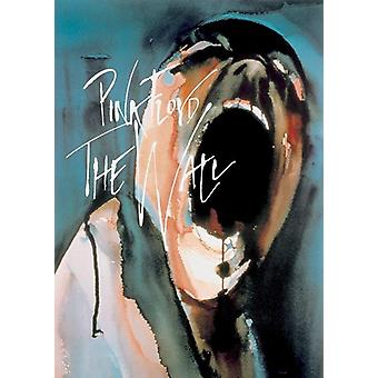 Pink Floyd Poster Scream (The Wall)