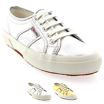 Womens Superga 2750 Cotmetu Metallic Casual Plimsoll Low Top Trainers UK 3.5-8.5
