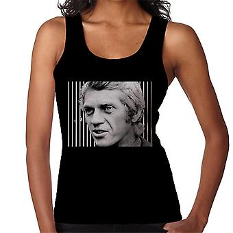 Steve McQueen London 1969 Women's Vest