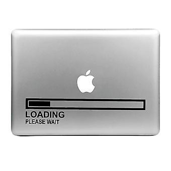 HAT PRINCE Elegante adesivo decalque Macbook Air / Pro-Loading