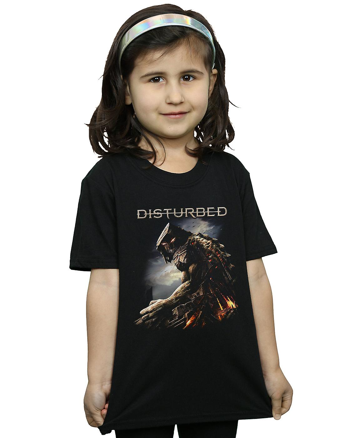 Disturbed Girls Dark Vengeance T-Shirt