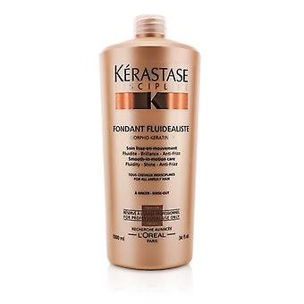 Kerastase Discipline Fondant Fluidealiste Smooth-in-motion Care (for All Unruly Hair) - 1000ml/34oz