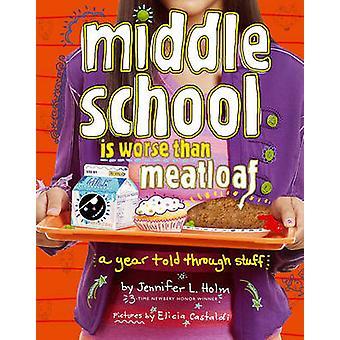 École intermédiaire est pire que pain de viande - A an dit par Stuff (Repr