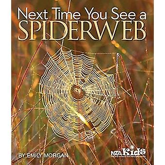 Next Time You See a Spiderweb by Emily Morgan - 9781938946349 Book