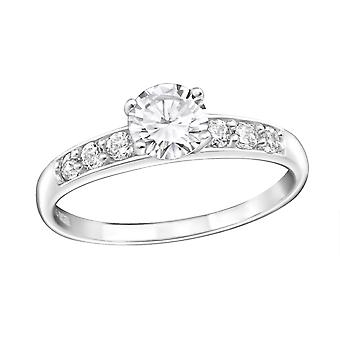 Bestreut - jeweled 925 Sterling Silber Ringe - W15446X