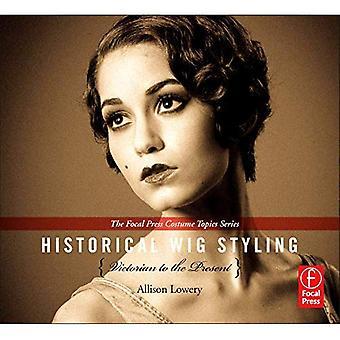 Historiska peruk Styling