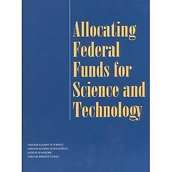 L'allocazione di fondi federali per la scienza e tecnologia