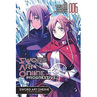 Épée Art en ligne progressiste, Vol. 6 (manga) (broché)