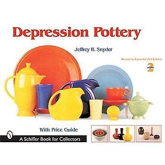 Cerámica de depresión (libro de Schiffer para los colectores)