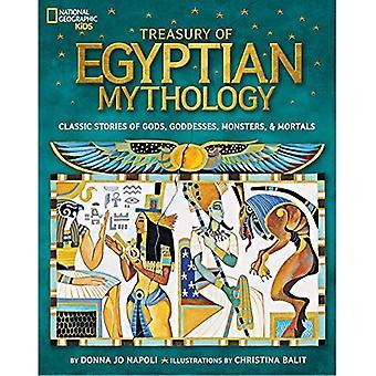 Trésor de la mythologie égyptienne