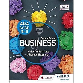 AQA GCSE (9 - 1) Business, Second Edition
