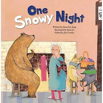 One Snowy Night: Measuring with Body Parts (Math Storybooks)