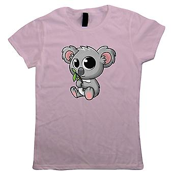 Baby Koala, Womens T Shirt | Guest Artist JG