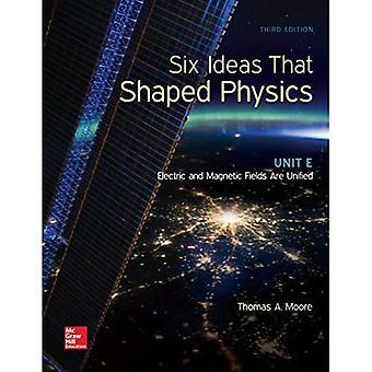 Sex idéer som formade fysik: Enhet E - elektromagnetiska fält