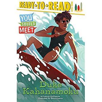 Duke Kahanamoku (Ready-To-Read - nível 3 (Paperback))