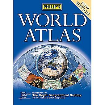 フィリップの世界地図: ペーパー バック