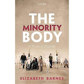 الجسم الأقلية-نظرية الإعاقة من جانب هيئة الأقليات-