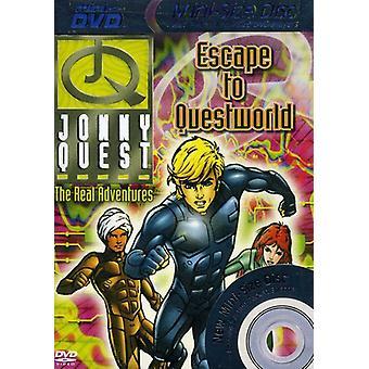 Jonny Quest - Jonny Quest: Escape to Questworld [Md] [DVD] USA import