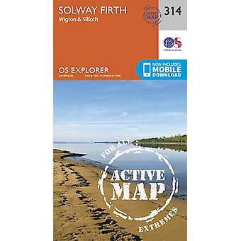 Solway Firth - Wigton and Silloth by Ordnance Survey - 9780319471869