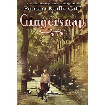 Gingersnap by Patricia Reilly Giff - 9780440421788 Book