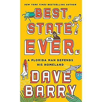 Best State Ever by Dr Dave Barry - 9781432840013 Book