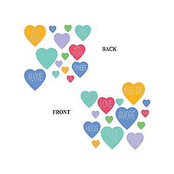 Candy sydän leikkauksia Asstd