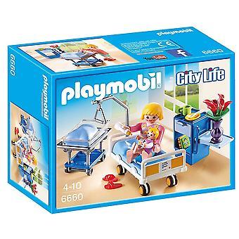 Playmobil 6660 Miasto Życie Macierzyństwo Pokój Zabawka