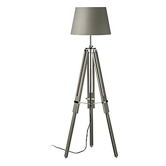 Fusion Living Grey Wood And Chrome Tripod Floor Standing Lamp Fusion Living Grey Wood And Chrome Tripod Floor Standing Lamp Fusion Living Grey Wood And Chrome Tripod Floor Standing Lamp Fusion Living