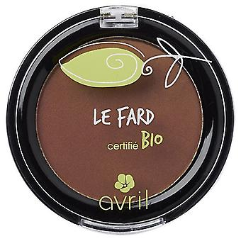 Avril cosmetice organice Eye Shadow-Cannelle mat