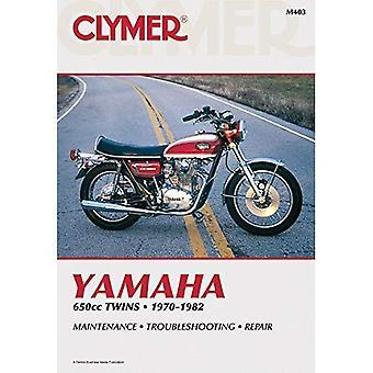 Yamaha XS650cc, 1970-78