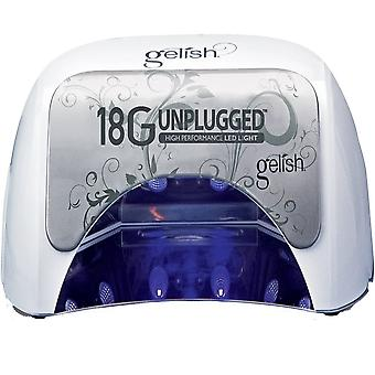 Gelish PROFESSIONAL HIGH-PERFORMANCE LED GEL LIGHT - 18G (UNPLUGGED)