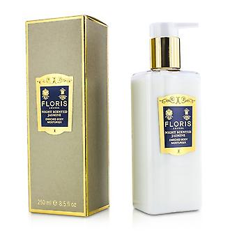 Floris Night Scented Jasmine Enriched Body Moisturiser 250ml/8.5oz