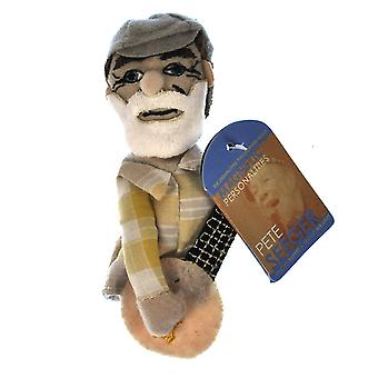 Finger Puppet - UPG - Pete Seeger New Toys 3915