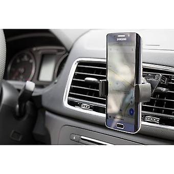 Goobay 40732 Air grille Car mobile phone holder 360° swivel 50 - 90 mm