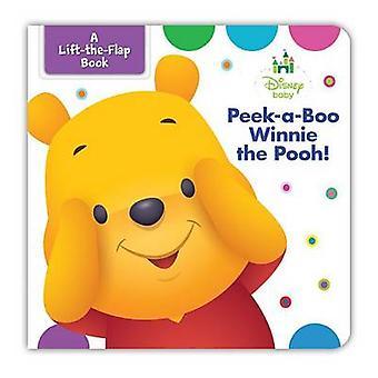 Disney Baby Peek-A-Boo Winnie the Pooh by Marcy Kelman - 978148477824