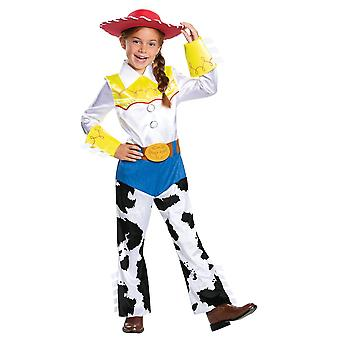 Jessie Deluxe Costume for girls - Toy Story