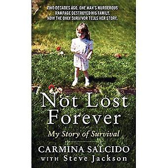 Ikke tapt for alltid: Min historie om overlevelse