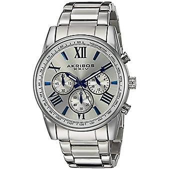 Akribos XXIV Clock Man Ref. AK865SS