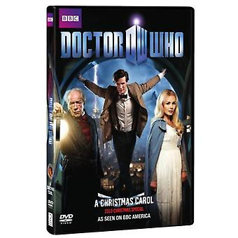 Doctor Who - Doctor Who: Christmas Carol [DVD] USA import